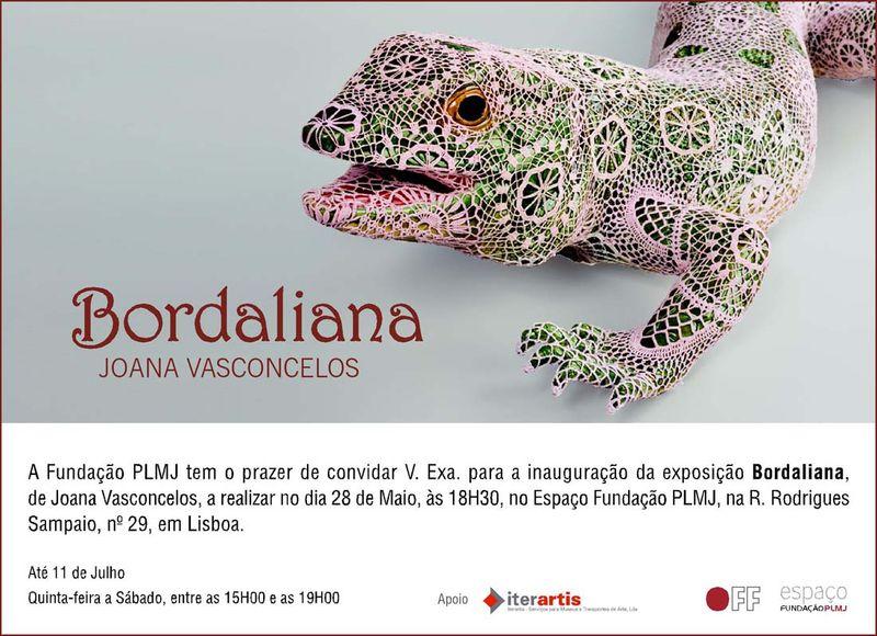 Convite Joana Vasconcelos