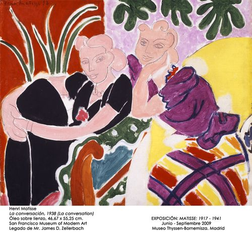 Matisse_LaConversacion