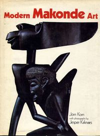 Modern Makonde Art