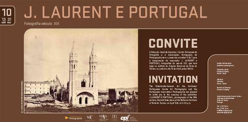 Convite exposição J. Laurent -Torre do Tombo[1]