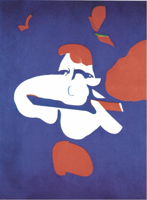 Vianna 1970 130 x 97 cm