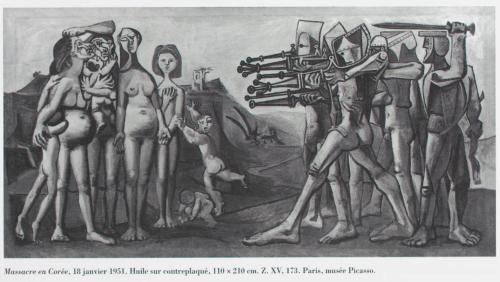 Picasso Coreia